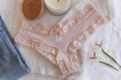 With the understanding that not every woman wants to wear a thong every day, or when she sleeps, we made the boyleg - mature, comfy and super sassy. Mesh panties with lace trim and cotton gusset. Every Woman, Lace Trim, Sassy, Comfy, Cotton, How To Wear, Lace Overlay