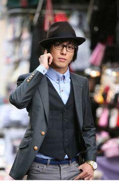 Yong Hwa in You're Beautiful.