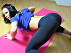 16 min: LOSE YOURSELF WORKOUT by BodyRockt.TV. Use video as a guide and workout independently. 50sec workout/10sec rest, 16 rounds (Repeat List 4x): DIVE BOMBER PUSHUPS max.reps (alternative: ON KNEES FOR BEGINNERS)    SANDBAG SQUAT & LUNGE BACK max.reps    HANGING KNEE RAISES max.reps (alternative: LYING LEG RAISES)    SNOW BOARDER max.reps Record reps for each and try to beat it the next time you do this. Recording ensures progress and change.