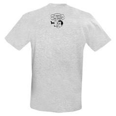 "My Doxie is Wise... Ash Grey T-Shirt  ""My Doxie is Wise... Like a small, furry, Buddha"" Dachshund propaganda t-shirt. $24"