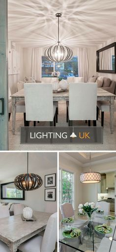 Make your Dinner Table Exceptional with Our Lights for You and Your Family and Friends!
