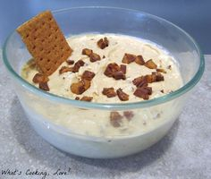 Reese's Dip - Whats Cooking Love?