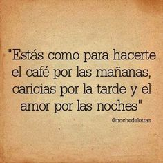 Anniken Hg on Love Phrases, Love Words, Book Quotes, Me Quotes, Love Is Everything, Qoutes About Love, More Than Words, Spanish Quotes, Amazing Quotes