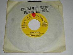 Starr Williams - Quarter Raw/Merry 45 (Jahma) funk/boogie/modern soul VG+ HEAR in Music, Records | eBay