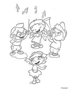 Pin by LMI KIDS Disney on Little Einsteins / les petits Einstein ...