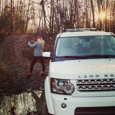 Land Rover and J. Crew