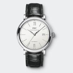 IWC Schaffhausen | Montres suisses d'exception | collection | Famille Portofino | Portofino Automatic