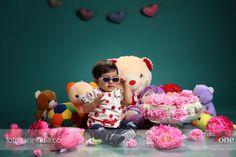 Cute girl baby posing in photo shoot Baby Poses, Baby Portraits, Portrait Photographers, Cute Girls, Photo Shoot, Teddy Bear, Kids, Photography, Wedding
