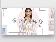 Website Design Layout, Graphic Design Layouts, Graphic Design Posters, Banner Design Inspiration, Web Banner Design, Banner Site, Creative Banners, Web Banners, Spring Banner