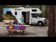 Class C Motor Homes, RV Rentals and Sales - Cruise America