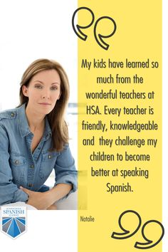 One of the great things about HSA is you can schedule the classes to fit your schedule. Also, you can choose your favorite teacher andlear from Native Spanish speaking teachers. . If you would like to try it out, book your FREE class today! . #student #learner #children #elementary #middleschool #highschool #parenting #childrenlearning #activities #interactivelesson #reading #languagearts #Spanish #school #unschooling #homeschool #homeschooling #bilingual #polyglot Spanish Online, Teacher Favorite Things, How To Speak Spanish, Kids Learning, Homeschooling, Middle School, Schedule, Parenting, Student
