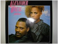 At £4.20  http://www.ebay.co.uk/itm/Alexander-ONeal-Never-Knew-Love-Like-This-Tabu-Records-7-Single-651382-7-/251160300075