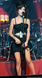 Image result for amy winehouse chanel