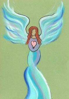 Arindiel Intuiteve angel drawing…www.angelsco.nl