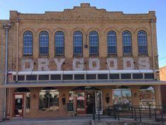 G&M Drygoods in Elgin, Texas