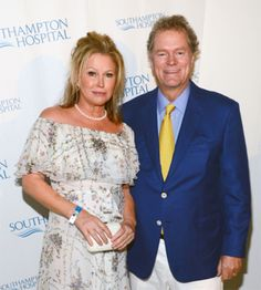 Famously spotted around the Hamptons at summer benefits over the years, Kathy and Rick Hilton, here at last year's Southampton Hospital gala, will be missed
