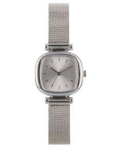 Montre Moneypenny Royale silver Komono   on aime sa ligne classique un brin  vintage c8f6a950086