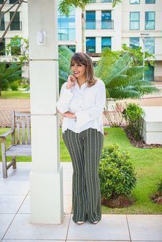 Striped Pants, Style, Fashion, Striped Tights, Moda, Stylus, Striped Shorts, Fasion, Trendy Fashion