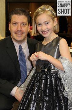 The Cinderella Ball, Daddy-daughter Dance in Shawnee, KS