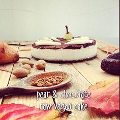 Raw Vegan Recipes, Vegan Gluten Free, Vegan Food, Vegan Cake, Cheesecake, Facebook, Desserts, Vegan Sos Free, Cheesecakes