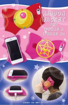 sailor moon iPhone 5