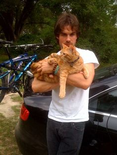 hot guys and their pets pt 1.