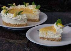 Ricottás-citromos sajttorta | GretaNagy receptje - Cookpad receptek Ricotta, Tart, Cheesecake, Pie, Sweet, Recipes, Food Styling, Foods, Cakes
