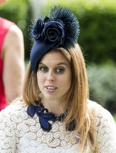 t's family that York attended the fourth day of Ascot races: the Prince Andrew, Sarah, Duchess of York, Princess Beatrice and her boyfriend Dave and Princess Eugenie. (Copyright Photo: getty Images