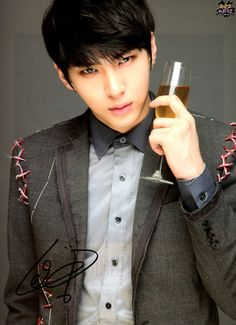 """""""Drink serah?"""" He smirked, holding the glass of expensive wine up for the noble. The assassin had already hit his mark. Every drop she drank ensured his victory."""