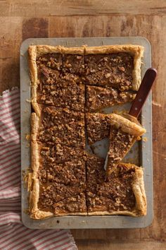 Easy Slab Pies for a Crowd: Sweet Potato Slab Pie