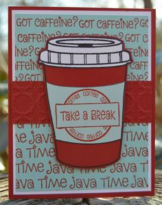 Stampin' Away the Day: Spring Coffee Lovers Blog Hop Last Day