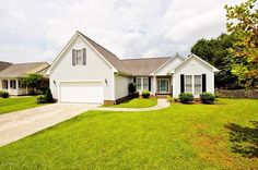 We have an absolutely stunning home in the highly sought and well established Woodlands Community! This home has it all! Give us a call today 910.939.2262 for more information or click the link in our bio!