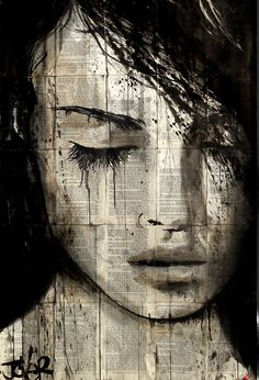 «ode to heart» de Loui  Jover