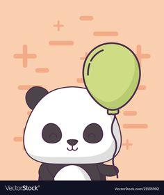 Image result for panda kawaii Yoshi, Snoopy, Kawaii, Image, Fictional Characters, Art, Pandas, Art Background, Kunst