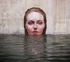 Hula paints a series of stunning sea pieces in Hawaii( THIS IS NOT ( LP ). THIS AND MANY OTHERS IS streetartnews.net