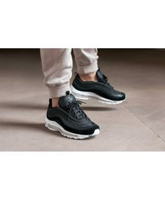 029ac8caf59 Nike Air Max 97 Black White Sale NIKE1201 Air Max 97