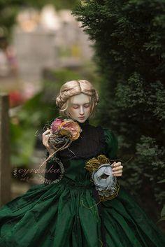 BJD Pretty Dolls, Beautiful Dolls, Bjd Dolls, Barbie Dolls, Enchanted Doll, Doll Makeup, Fantasy, Dollhouse Dolls, Retro Art