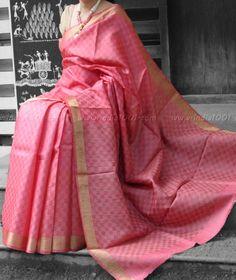 Elegant & Fine Tussar Silk Saree – India1001.com