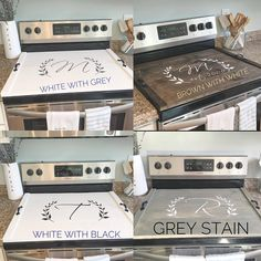 Stove Top Cover, Custom Wooden Stove Cover Personalized, Stove Cover, Wooden Tray For Stove Top, Sto Kitchen Stove, Kitchen Decor, Kitchen Ideas, Decorating Kitchen, Kitchen Sinks, Kitchen Inspiration, Kitchen Designs, Kitchen Interior, Kitchen Cabinets