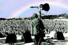 Het meest legendarische popfestival aller tijden: 'Woodstock'! - Plazilla.com