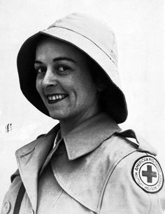 Hello Nurse, Rain Hat, American Red Cross, Oral History, Military History, Armed Forces, Wwii, Female, Coat