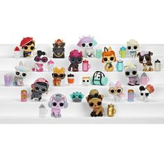 LOL Fuzzy Pets Makeover Series 5 Guide Lol, Lol dolls