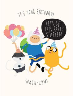 Birthday Time by beccyboo-412.deviantart.com on @deviantART a.t. bday card