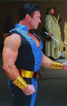 Namor Anatomy Reference, Pose Reference, Men Cosplay, Superhero Villains, Man Character, Awesome Cosplay, Larp, X Men, Playboy