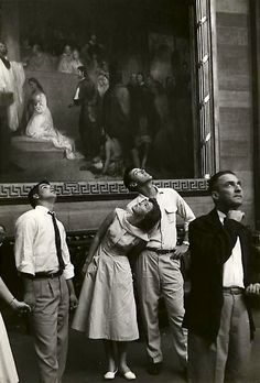 Cartier-Bresson - The Capitol, Washington D.C. 1957 by cristina