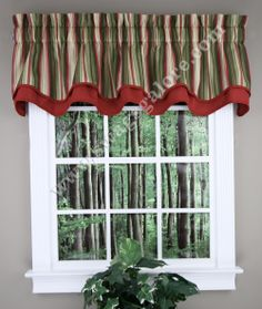 Largest selection of Kitchen Curtains, Lace Curtains and Valances. Hundreds of colors and styles to choose from, shop America's Online Curtain Superstore and Save. Country Valances, Country Kitchen Curtains, Kitchen Valances, Kitchen Country, Swag Curtains, Lace Curtains, Curtains Living, Valance Window Treatments, Window Valances
