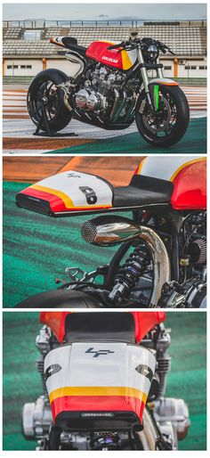 I bet you have never seen a Honda CB750F look this good.  Built by Bolt Motor Company.