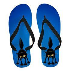 Fun Custom Flip-Flops for Your Beach Vacation