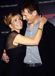Ready Your Kleenex: Liam Neeson Talks Natasha Richardson