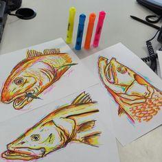 103 Best Relogearcom Images Fishing Art Art Background